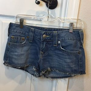 True Religion Allie shorts